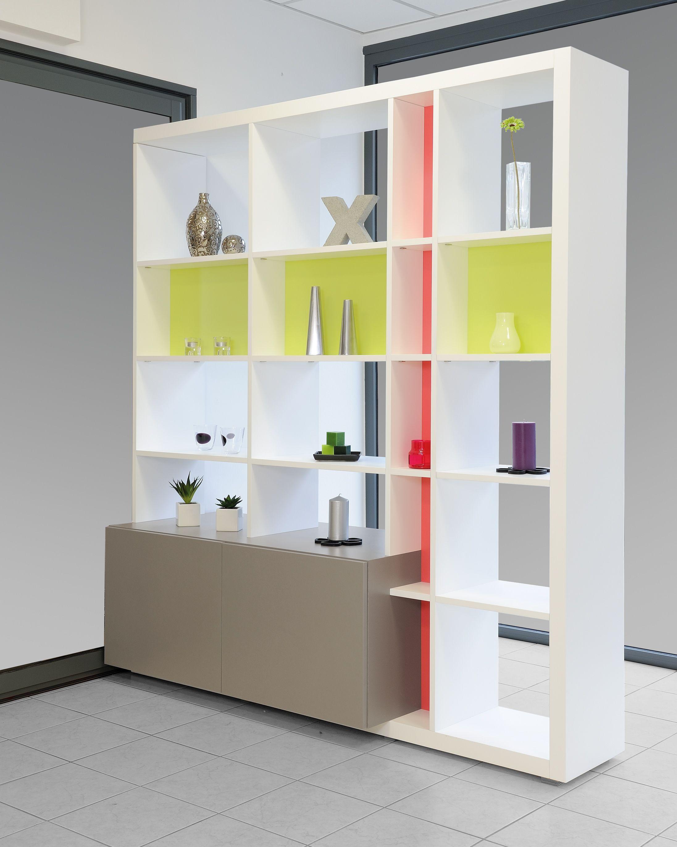 armoire separation piece bright