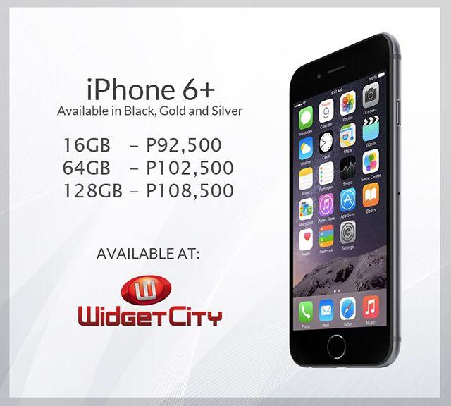 iPhone 6 Philippines Price Kim Store vs Widget City | Blog