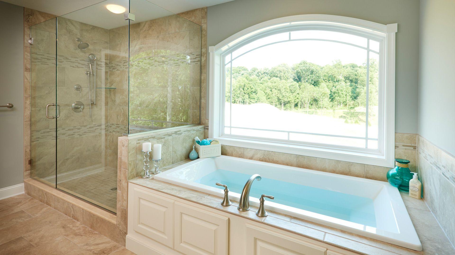 Contemporary Kohler Bathtub Ensign - Bathtub Design Ideas - valtak.com