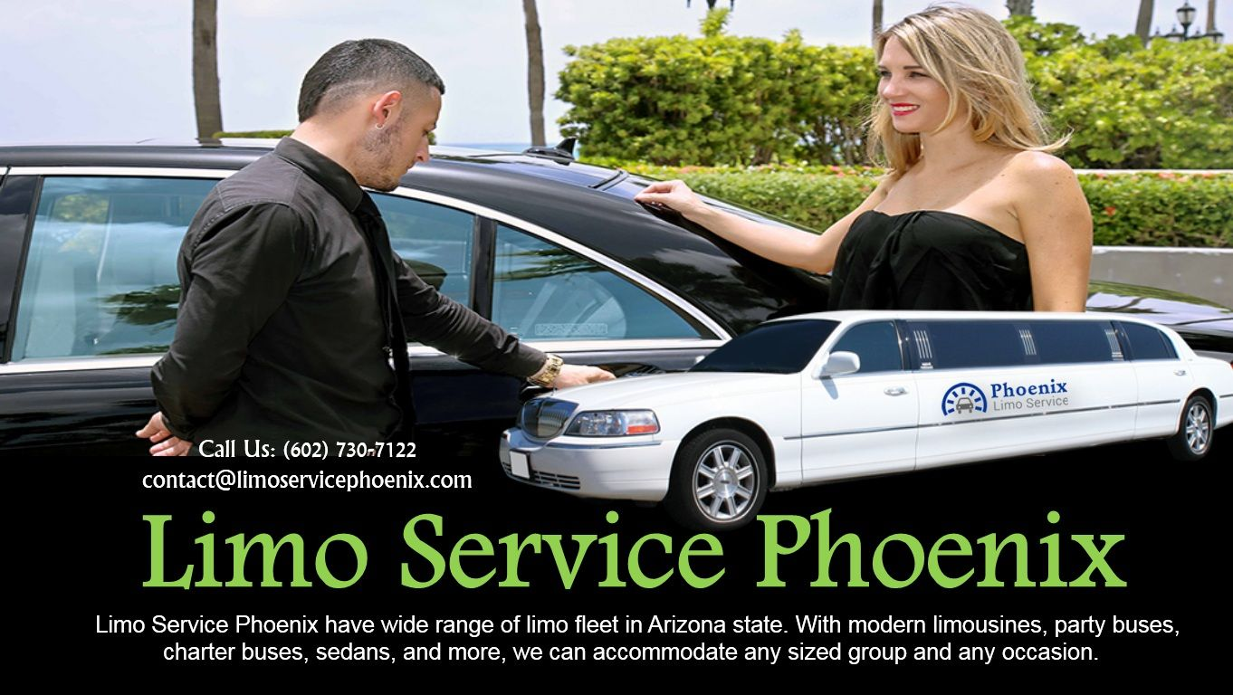 Limo Service Phoenix Party bus, Chartered bus, Limo