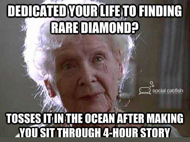 So That S How The Titanic Ended Dating Relationships Memes Memes Titanic Humor