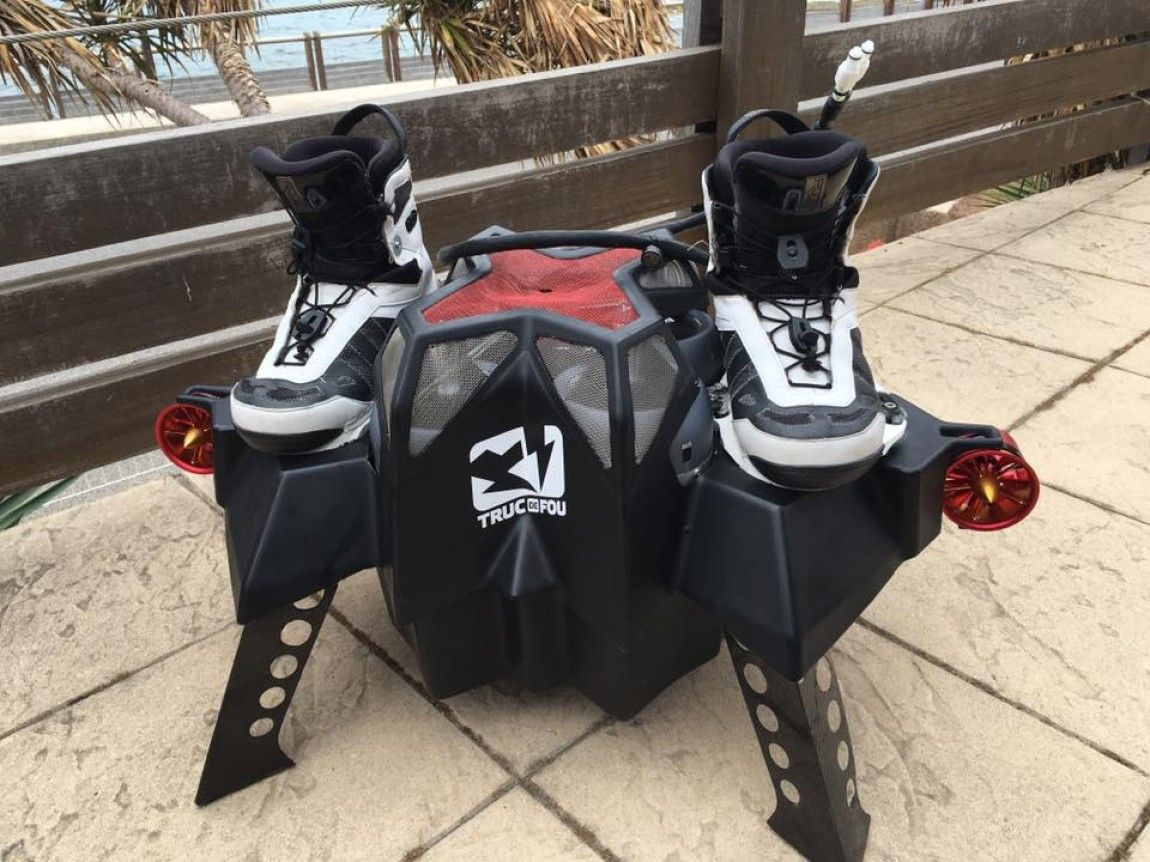 flyboard air - real life hoverboard   Flyboard Air   Futuristic cars on homemade invention, homemade pwc lift, homemade segway, homemade cigarette lighter with flame, homemade hydrofoil,