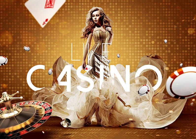 Live Casino Authentic Online Casino Experience