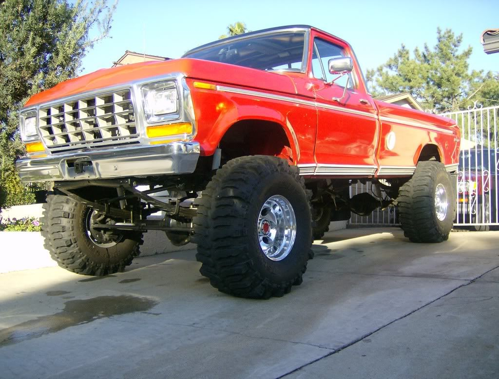 78 f250 4x4 lift pack page 2 ford truck for Garage ford 78 plaisir