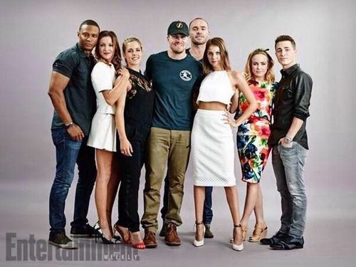 Watch: 'Arrow' cast talks season 3 with Entertainment Weekly – The ...