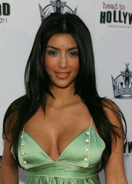 2007 kim kardashian