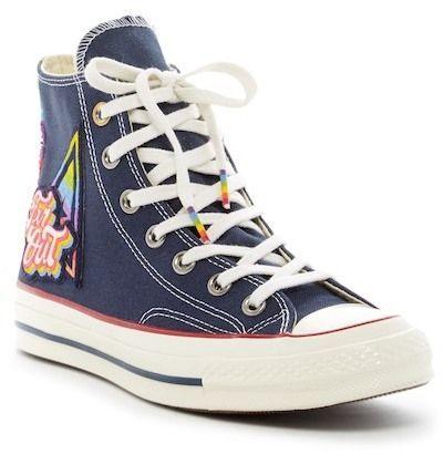 Converse Chuck Taylor CTAS Hi Top Moda zapatillas de deporte wS9XK1t