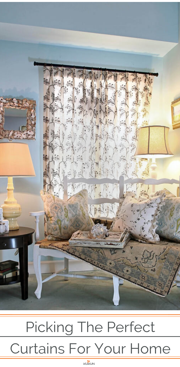 How To Choose The Right Curtains For Your Home For The Love Of - Tips-to-choose-the-ideal-curtains