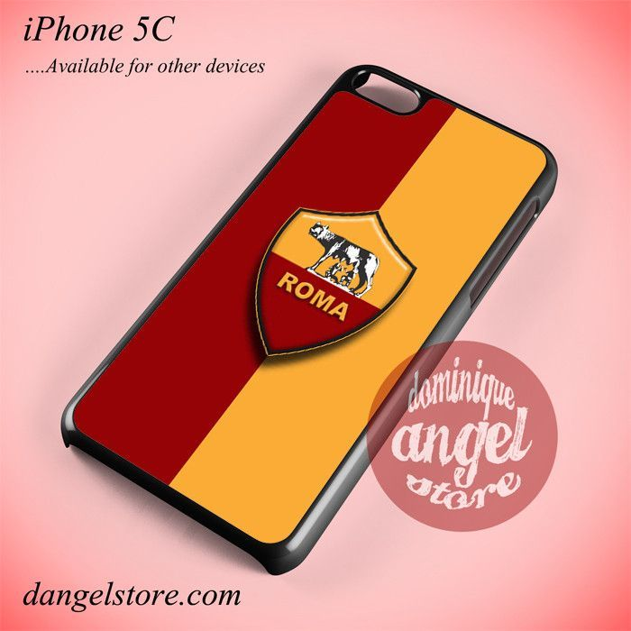 As Roma Phone case for iPhone 5C and another iPhone devices