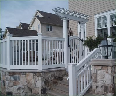 Jamestown Railing And Gate Perfectly At Home Around The Patio Or Pool This Smart Jamestown Railing Features A Dramatic Patio Estate Gates Walpole Outdoors