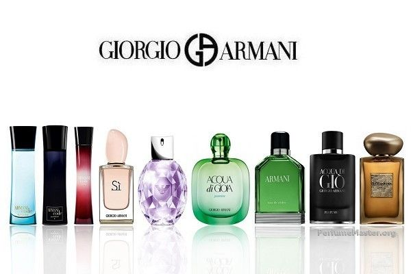 Giorgio Armani Perfume Collection 2015 Perfume News Perfume