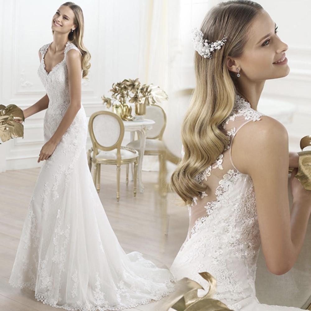 See through lace wedding dresses wedding u events pinterest