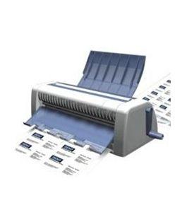 Docugem Cardmate Business Card Cutter Business Card Cutter Make Business Cards Business Card Stock