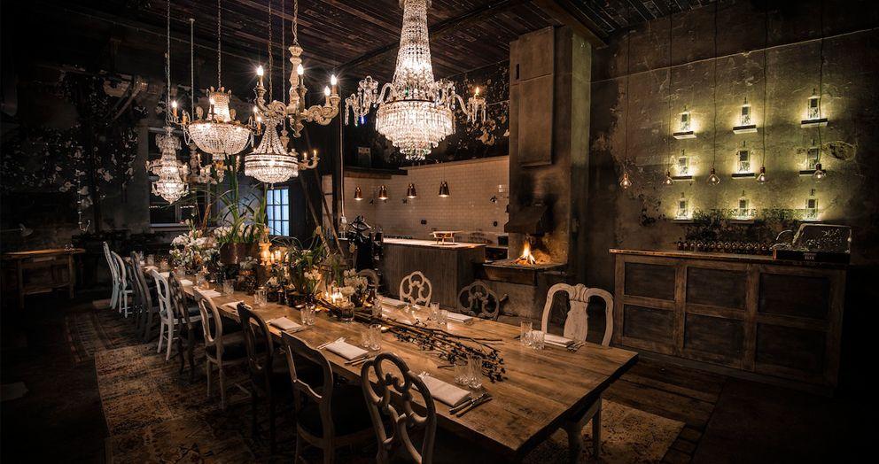Room · Absolut ElyxDark CastleCastle InteriorsRestaurant DesignTop ...