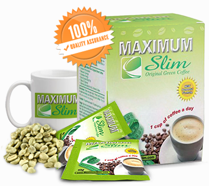 Green Coffee Diet Slimming Coffee Maximum Slim Green