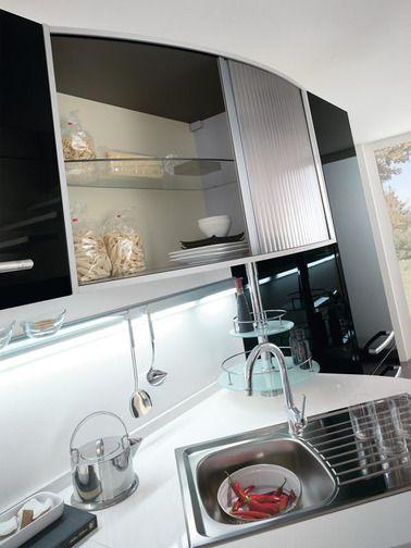 Cucine moderne | Cucine laccate - Spar | cucine bianche | Pinterest