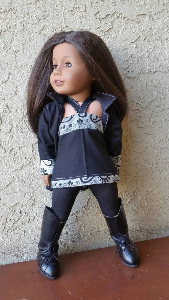 Check out this item in my Etsy shop https://www.etsy.com/listing/482819995/black-in-style-18-inch-doll-clothes