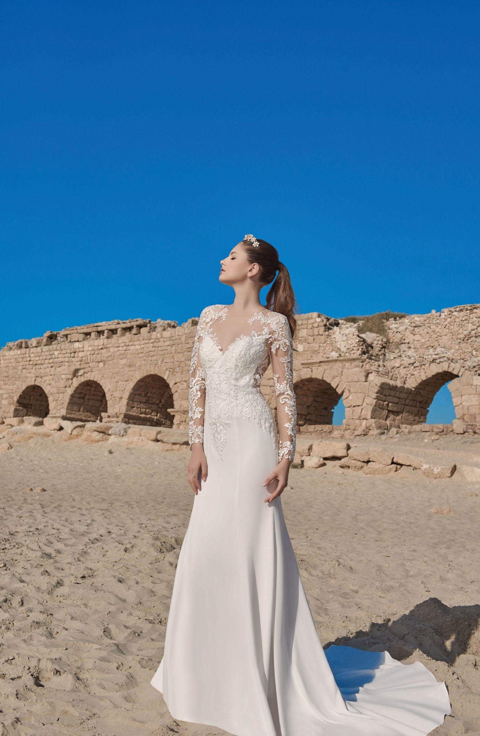 Atemberaubende Brautkleider von Atelier Marie Claire Paris - bei ...