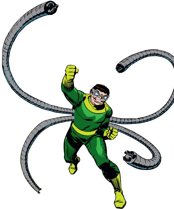 Image result for doctor octopus comics