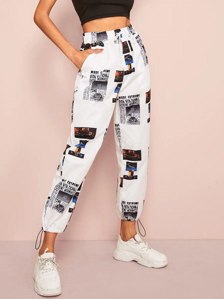 Pantalones Chicas Adolescentes Pantalones Ropa De Moda 2020 Mujer Juvenil Novocom Top