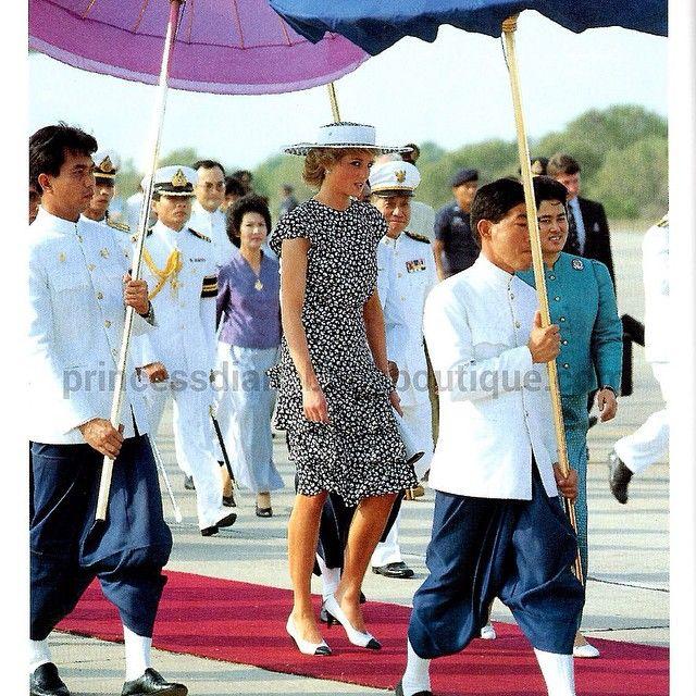 Arriving in Thailand 1988