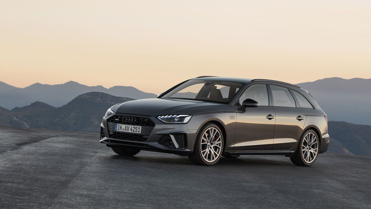 Audi A4 Offers A V6 Tdi Engine Paired With 48v Main Electrical System Cars