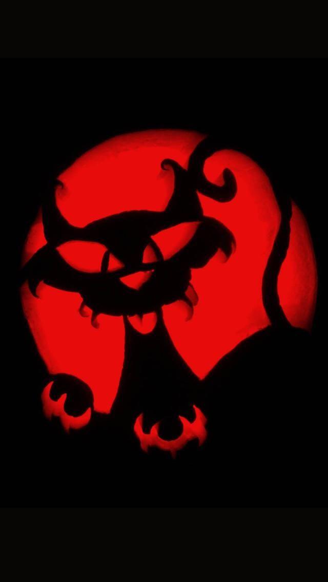 Happy-Halloween-Cat-Pumpkin-Carving