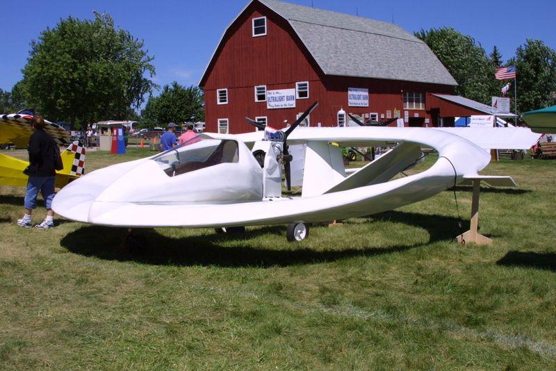Omtyckta OrbitAir ultralight aircraft, OrbitAir experimental aircraft SQ-75