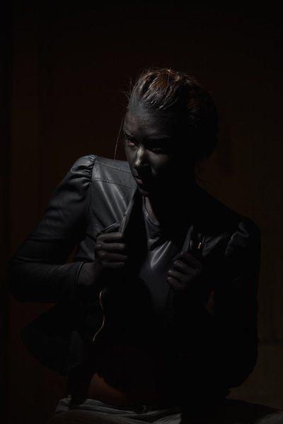How to Create Dark Moody Low-Key Portraits with Minimal Gear