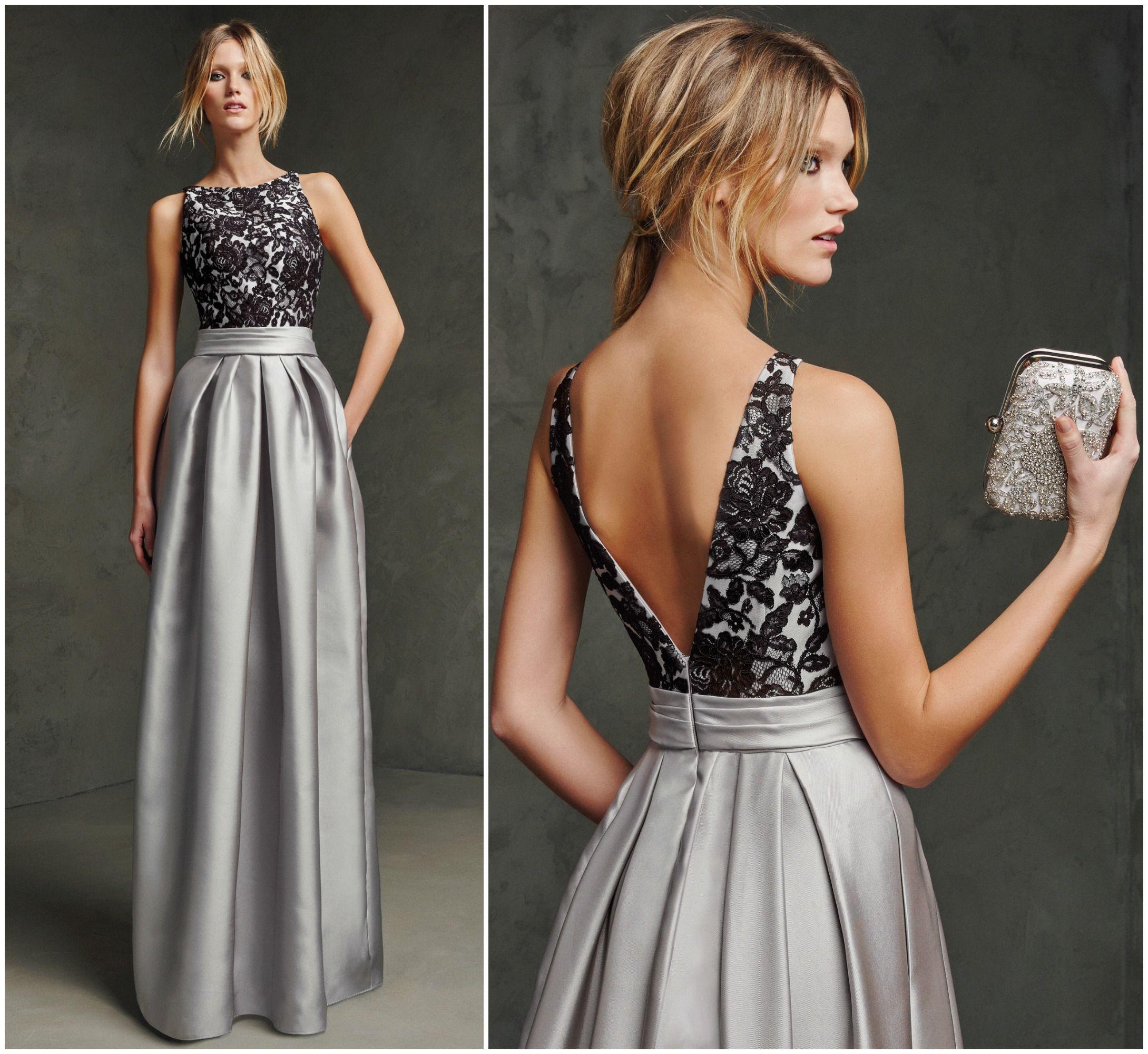 Los mejores vestidos de invitada con la nueva colección de Pronovias 2016 –  Matrimonio 865d83ef6b8b