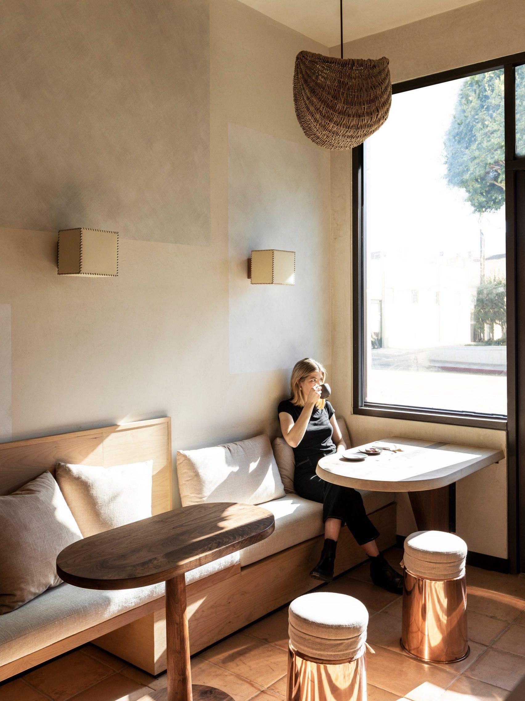 Commune designs glutenfree BreadBlok bakery with creamy