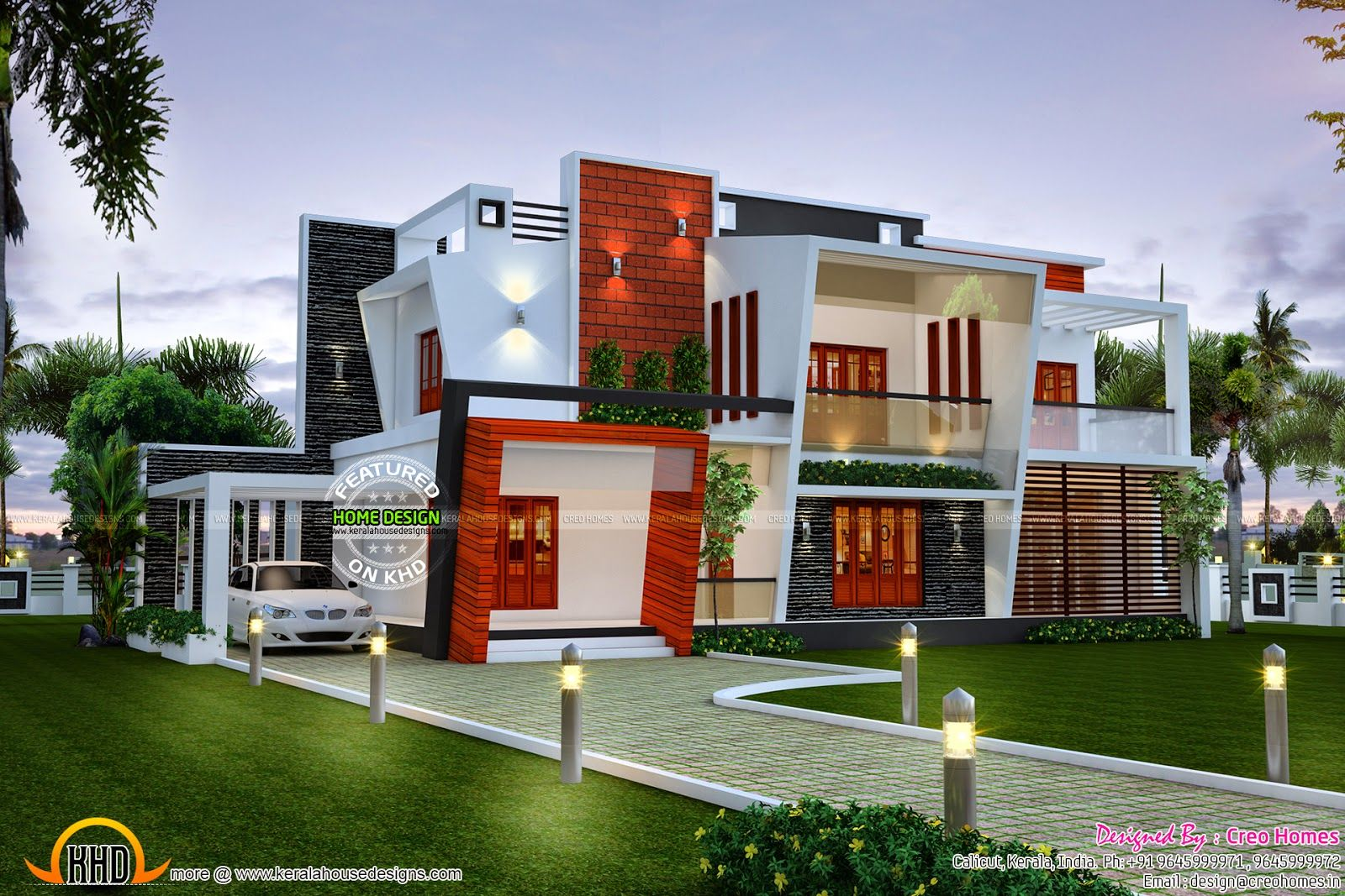 Beautiful Contemporary Home Jpg 1 600 1 067 Pixels
