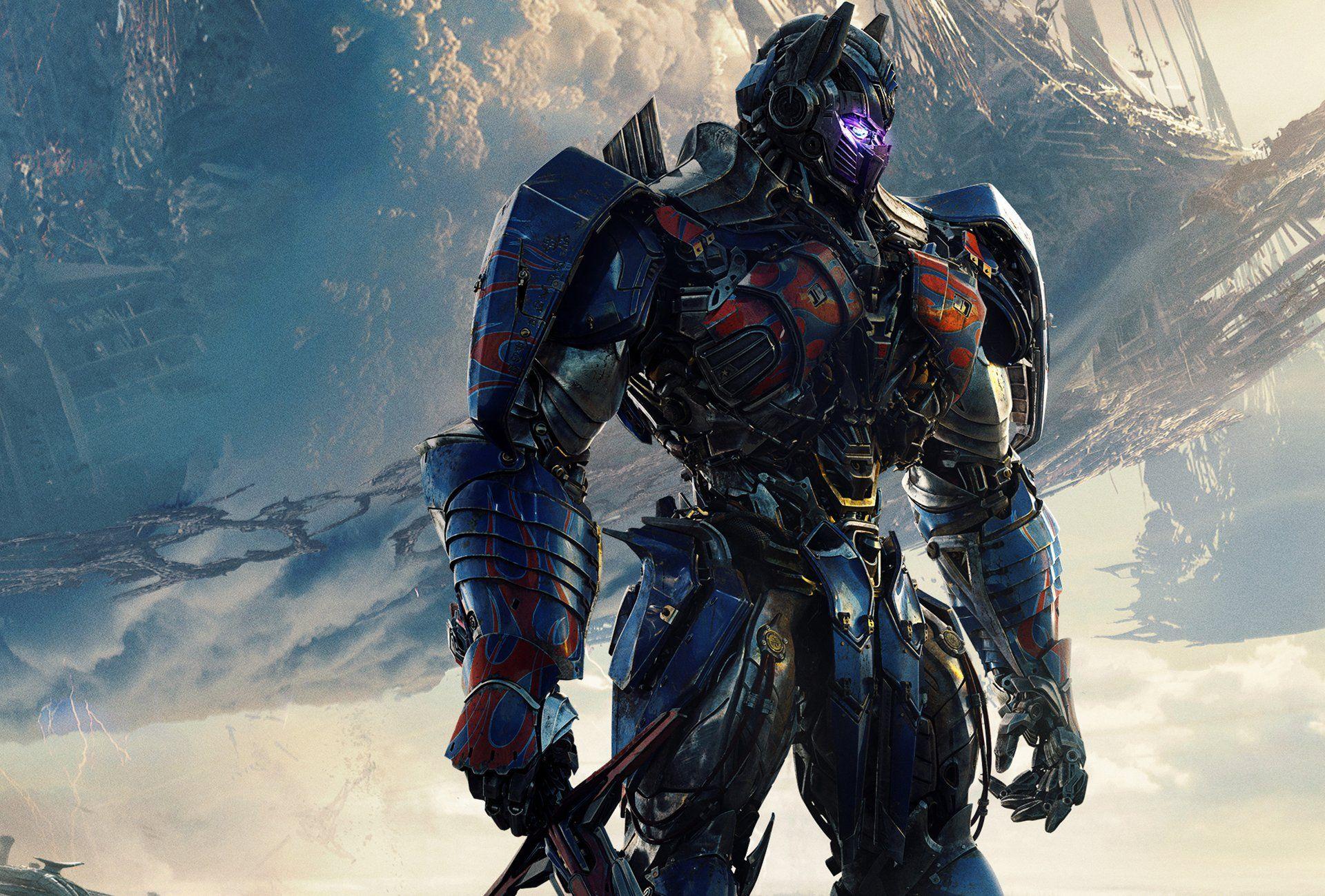 电影 变形金刚5 最后的骑士 变形金刚 Optimus Prime 壁纸 Last