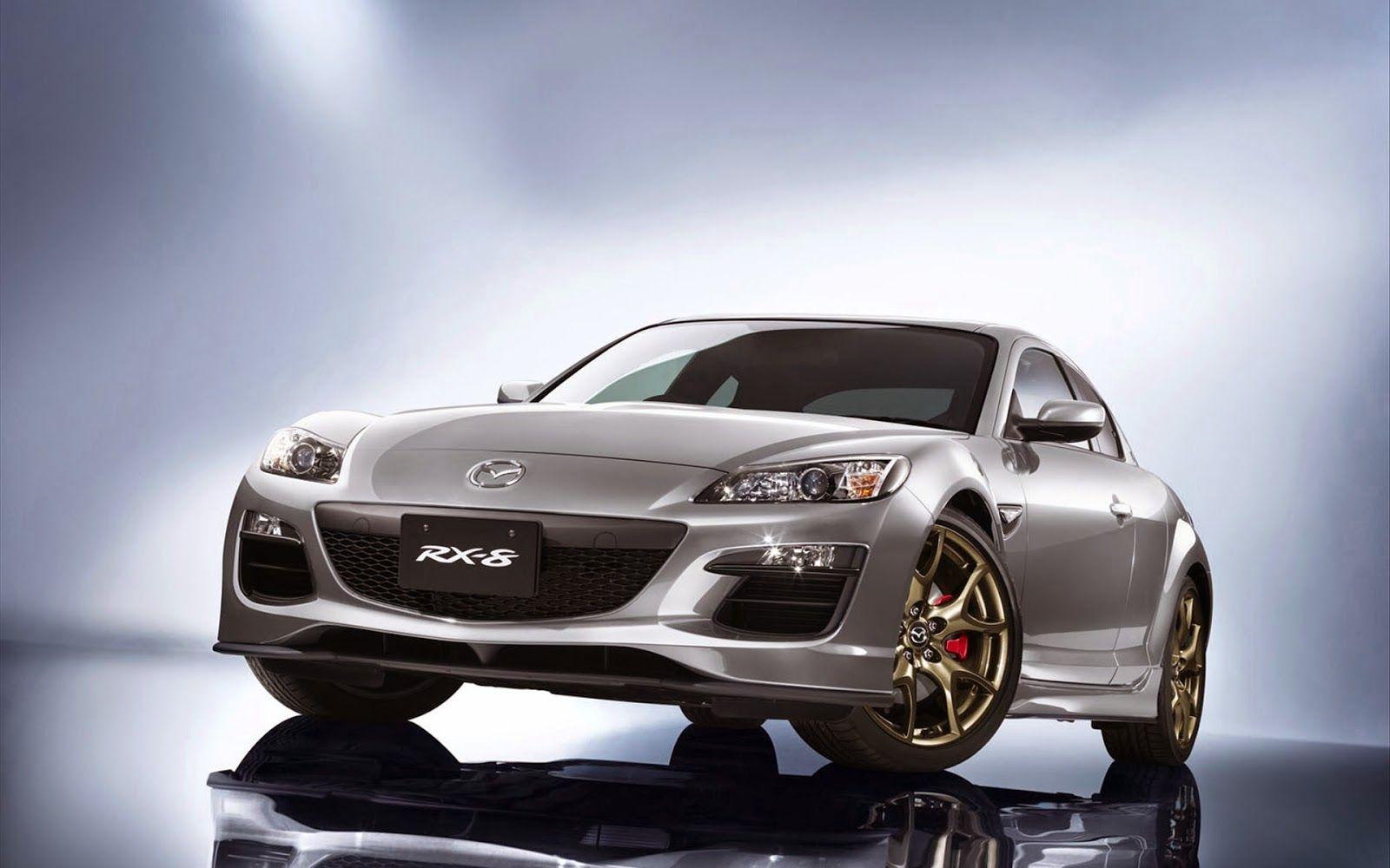 2012 Mazda RX SPIRIT R Free Wallpaper Auto Cars