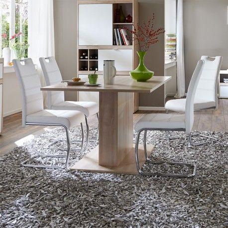 Amenez du style dans votre salle à manger moderne, avec cette table ...
