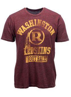 c6d0d48e Retro Redskins T-Shirt #HTTR | Men's Gear | Redskins football ...