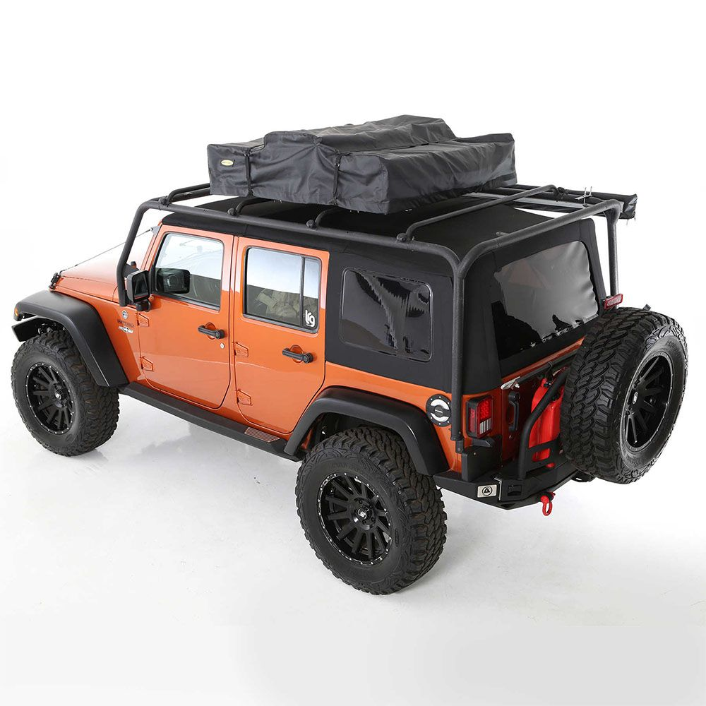 20072018 Wrangler JK 4 Door Roof Rack 76717 Roof rack