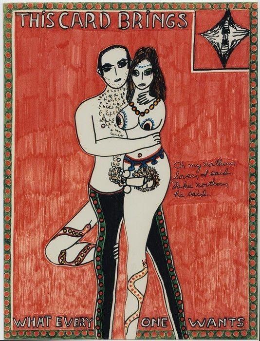 Tarot by Dorothy Iannone