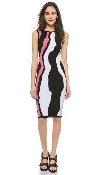 Ohne Titel Intarsia Tank Dress