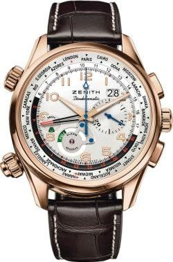 cfb001f3877 Zenith Men s 1824004046.01C Pilot Analog Display Swiss Automatic Brown Watch  www.watchesbuy.net Price   22