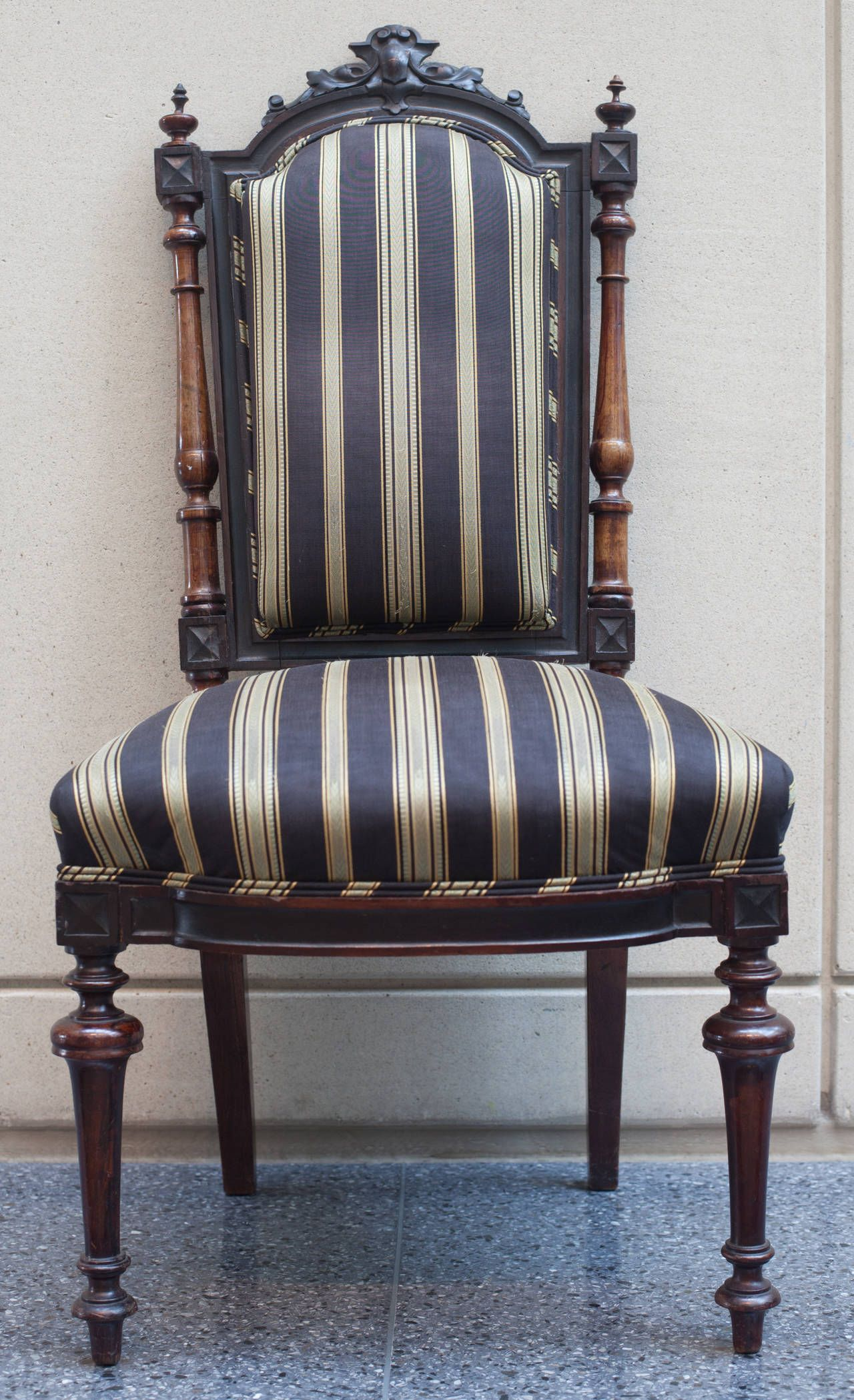Set Of Six Renaissance Revival Victorian Side Chairs | From A Unique  Collection Of Antique And Modern Side Chairs At ...