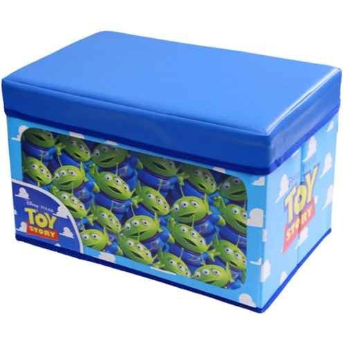 Toy Story Long Storage Box Chair Toy Box Chair Disney Anime Toy Store Japan Import The Package And The Manual Are Wr Anime Toys Toy Store Disney Package
