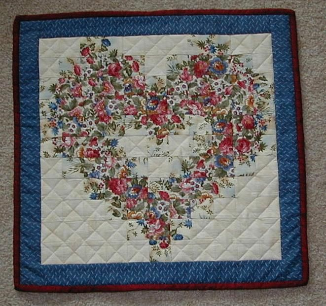 Lghtflr Jpg 661 621 Heart Quilt Watercolor Quilt Heart Quilt