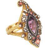 purplee ring looks gorgous!