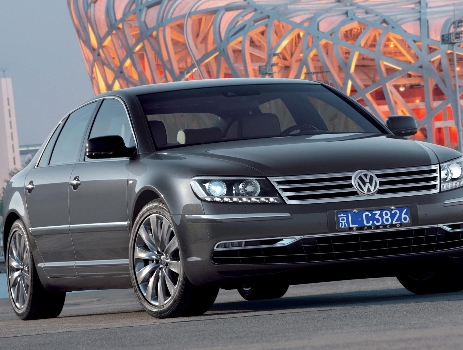Volkswagen Phaeton used