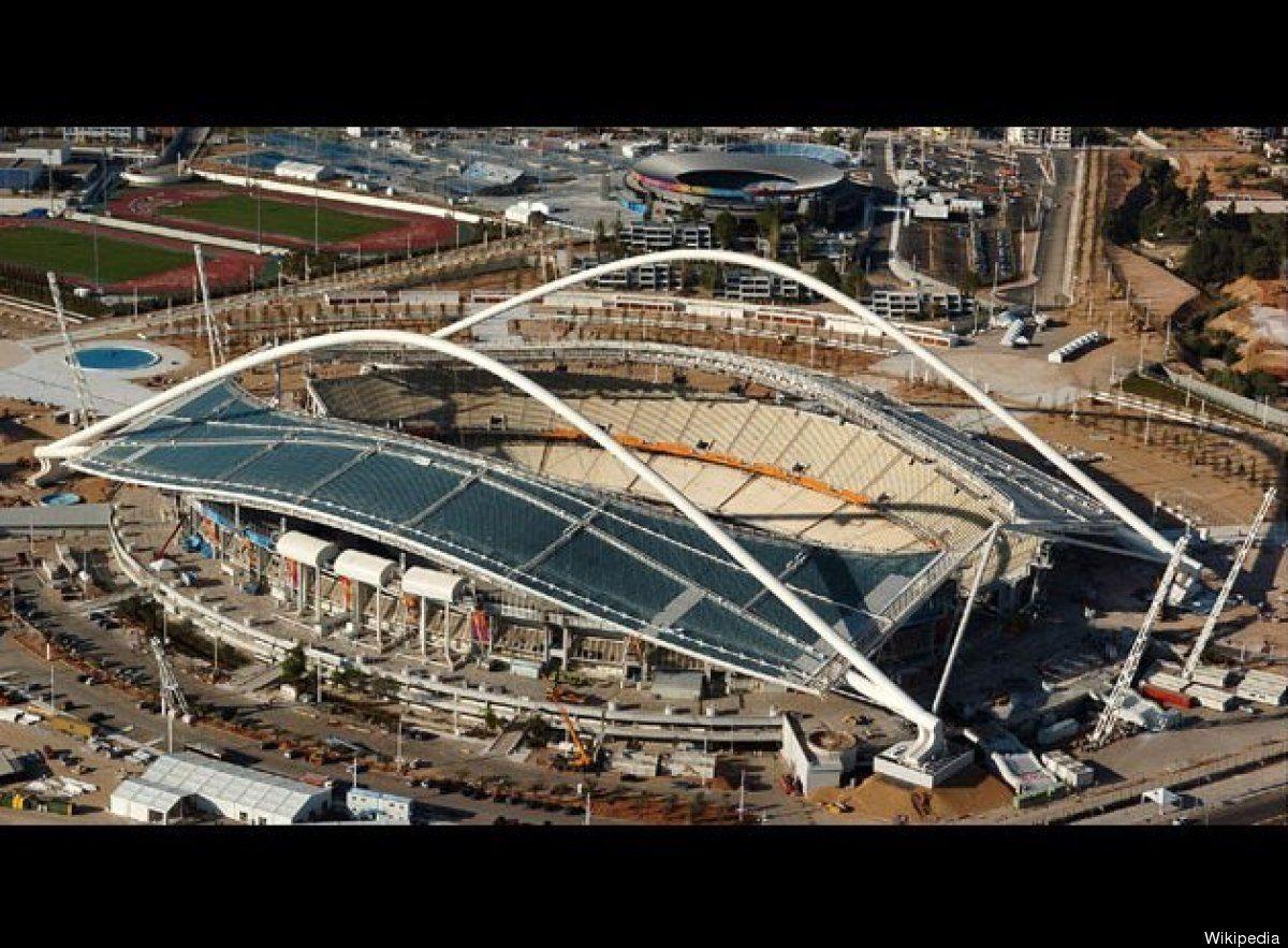 #Olympic Stadium Athens 2004