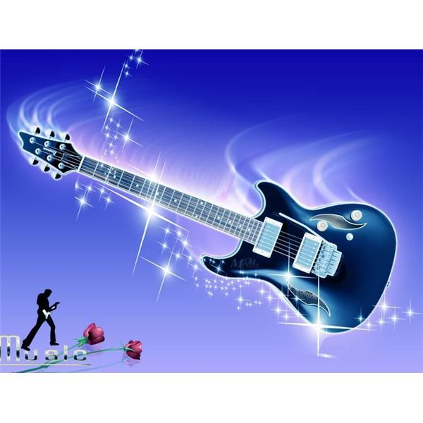 Gibson Guitar Wallpapers Group 1920 1080 3d Guitar Wallpapers 49 Wallpapers Adorable Wallpapers Music Wallpaper Music Images Music Design