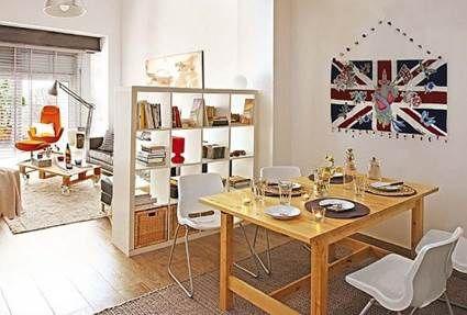 Soluciones para apartamentos pequeños, fuera paredes Small spaces