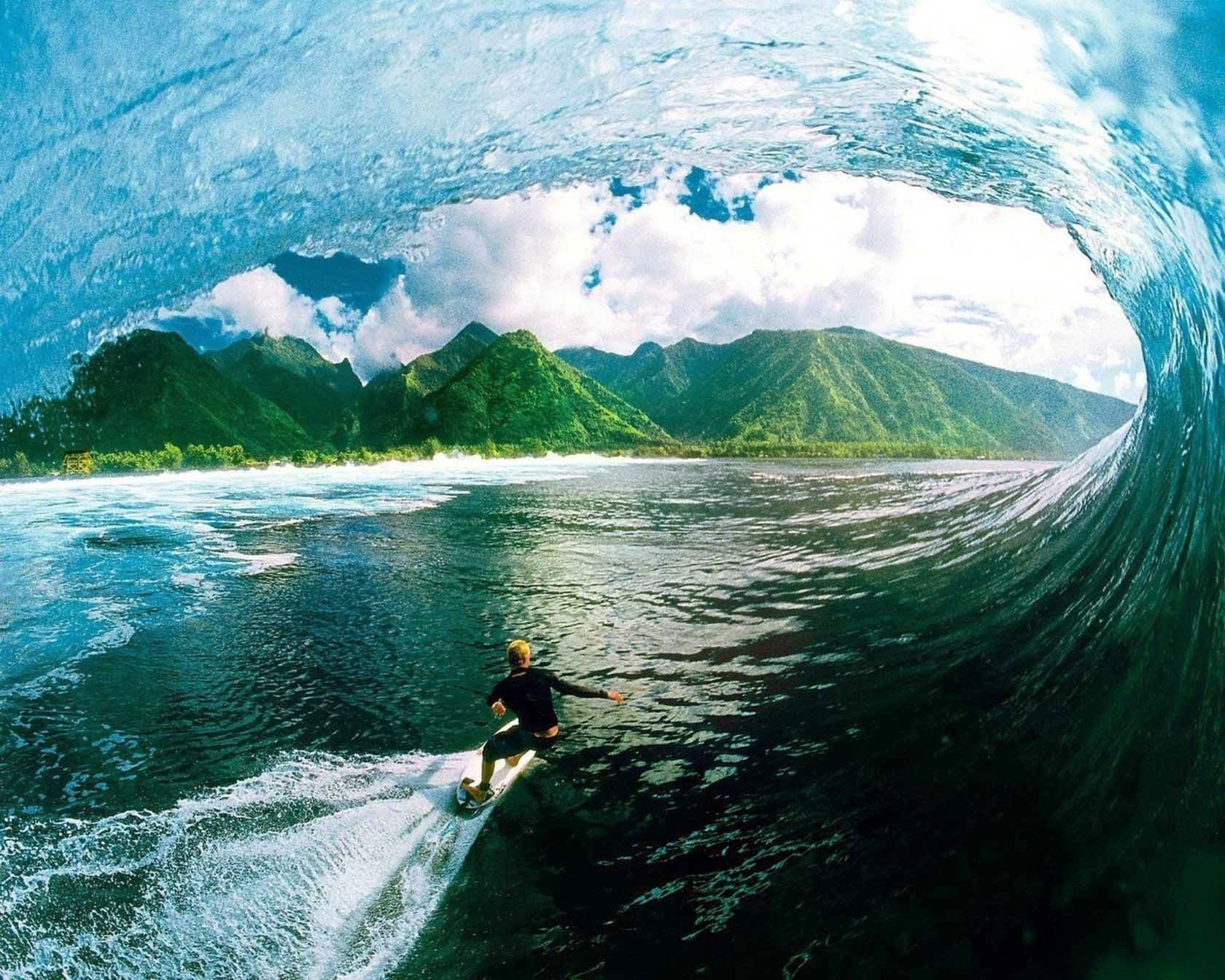 Обои доски для серфинга, солнечный, лето, Серферов. Спорт foto 16