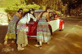 volkswagen escarabajo hippie - Buscar con Google